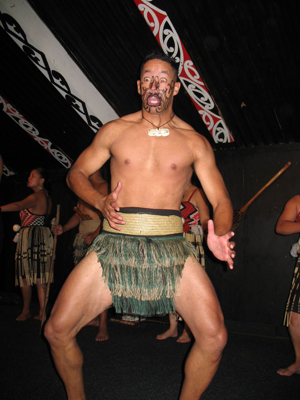 Spectacle maori