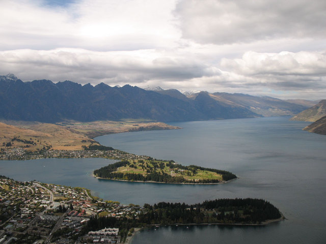 Queenstown - NZ - fourclavier.com