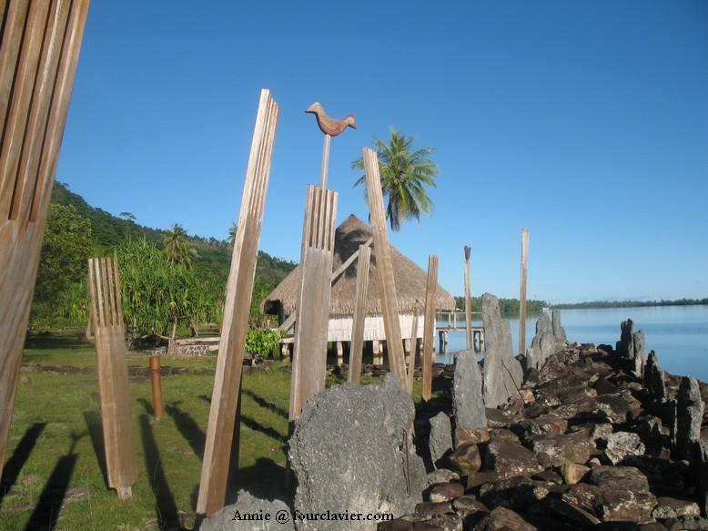 Huahine site de Maeva