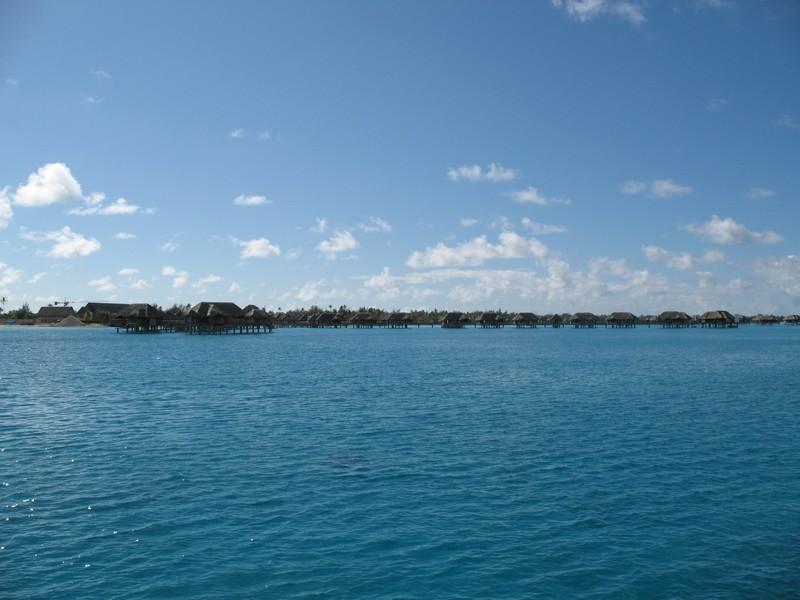 lagon de Bora