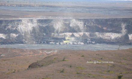 La magie de Volcano, au pays des cratères