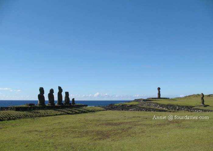 Moai de Rapa Nui