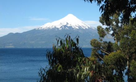 La magie de l'Osorno