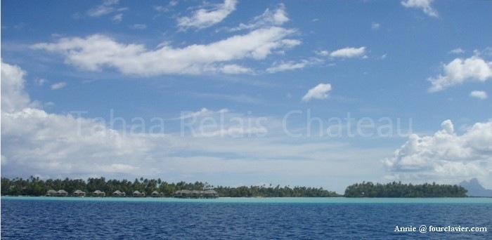 Jardin de corail - Tahaa