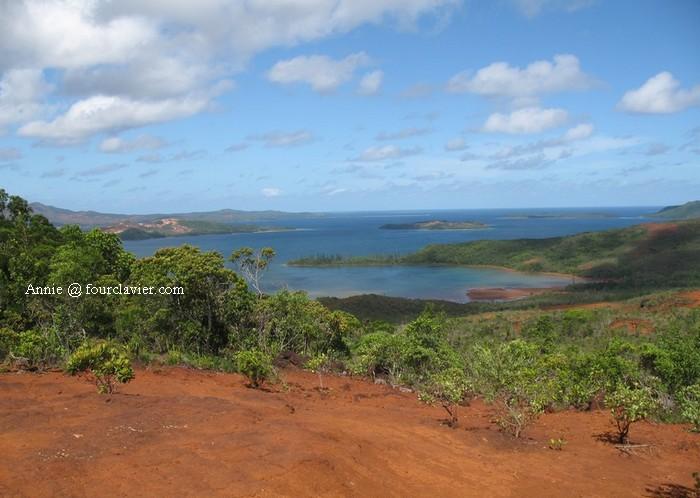 Le sud de la Nouvelle Calédonie