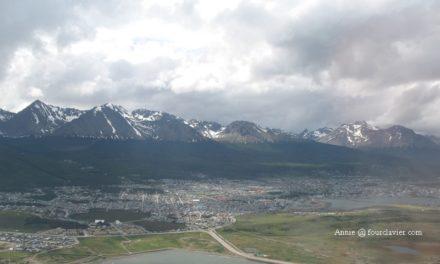 Ushuaia, terre lointaine