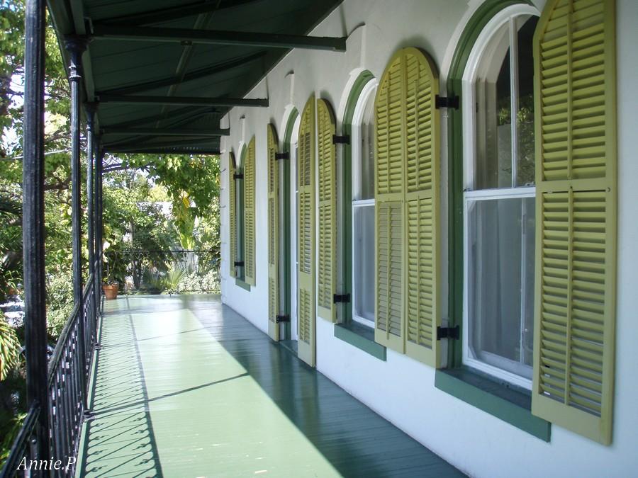 maison Hemingway