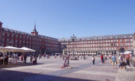 Balade dans le centre de Madrid