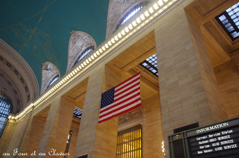 Grand Central Station - New-York