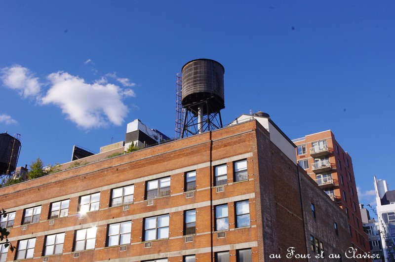 High Line - New-York
