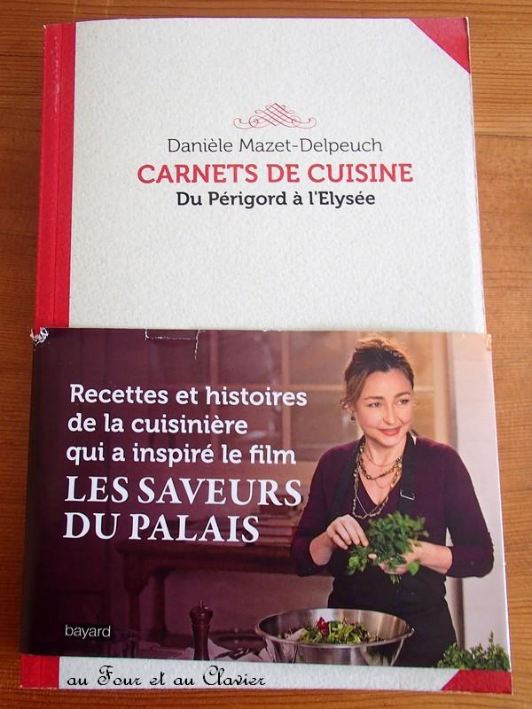 Daniele Mazet-Delpeuch - les saveurs du palais