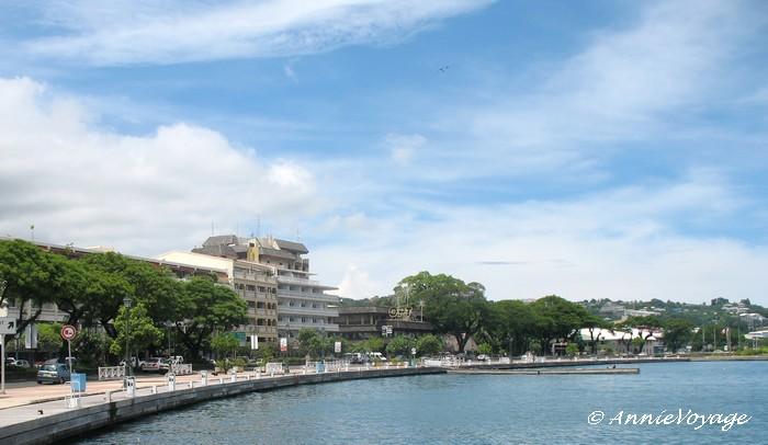 Front de mer de Papeete - fourclavier.com
