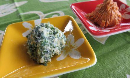 Beurres parfumés, ail persil ou piment d'Espelette