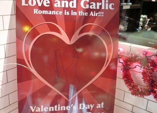 Grand moment au Stinking Rose, restaurant de San Francisco