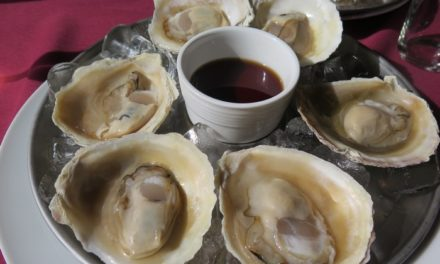 Les huîtres de Bluff – Bluff oysters