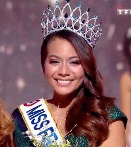 miss Tahiti devient Miss France