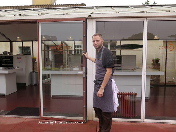 Cours de cuisine au St James
