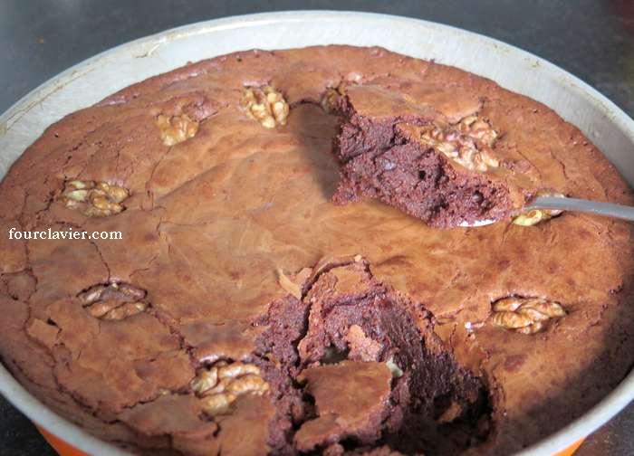 Gâteau au chocolat mi-cuit selon Pierre Hermé