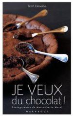 Gateau au chocolat - Trish Deseine